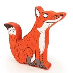 Bajo Gruffalo Fox Figure