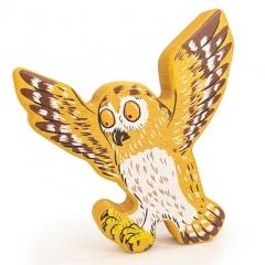 Bajo Gruffalo Owl Figure