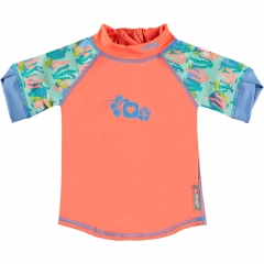 Pop-In Rash Vest Turtle