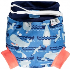 Pop-in Swim Nappy Whale