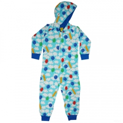 DUNS A Cloudy Day Lined Hooded Suit