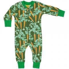 DUNS Carrots Zip Suit