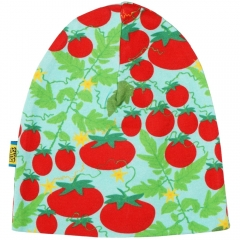 DUNS Turquoise Growing Tomatoes Double Layer Hat