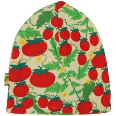 DUNS Pale Yellow Growing Tomatoes Double Layer Hat