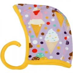 DUNS Ice Cream Lavender Baby Bonnet