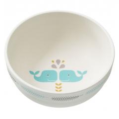 Fresk Whale Bamboo Bowl