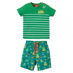Frugi Frog Pond Mousehole Outfit