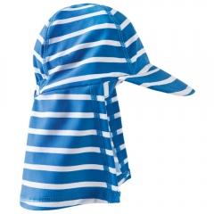 Frugi Blue Stripe Legionnaires Swim Hat