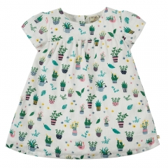 Frugi Greenhouse Meg Muslin Top