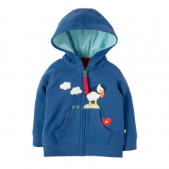 Frugi Puffin Hayle Hoody