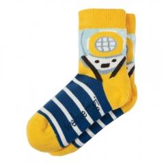 Frugi Diver Perfect Pair Socks