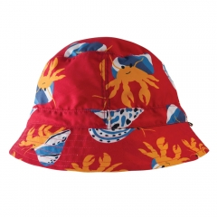 Frugi Totally Clawsome Harbour Swim Hat