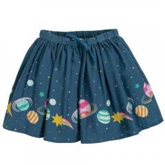Frugi Space Voyage Twirly Dream Skirt