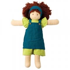 Hoppa Manou Waldorf Doll 40cm