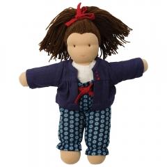 Hoppa Maya Little Waldorf Doll 26cm