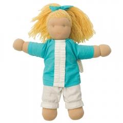 Hoppa Lucy Little Waldorf Doll 26cm