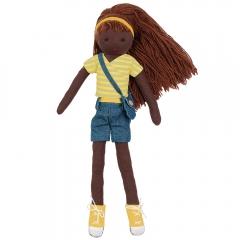 Hoppa Emily Character Waldorf Doll 40cm