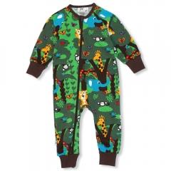 JNY Jungle Zip Jumpsuit