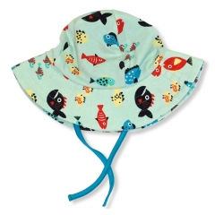 JNY Swimming Fish Sun Hat