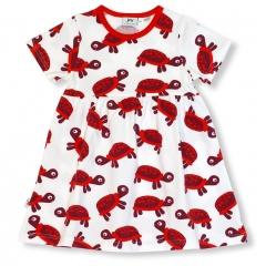 JNY Turtle SS Sweet Dress