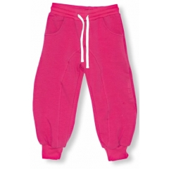 JNY Pink College Sweat Pants