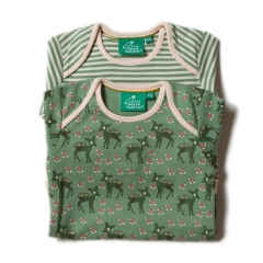 LGR Forest Doe Baby Body 2-Pack