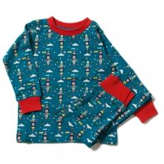LGR Night Sky Rockets Pyjamas