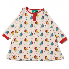 LGR Rainbow Robins Playaway Dress