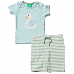 LGR Golden Duck T-shirt & Shorts