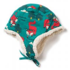 LGR Winter Fox Sherpa Hat