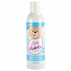 Little Violet Natural Baby Lotion Unscented