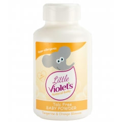 Little Violet Talc Free Baby Powder