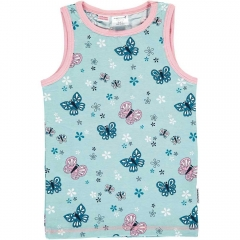 Maxomorra Butterfly Tank Top
