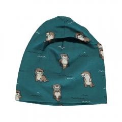 Maxomorra Curious Otter Regular Hat