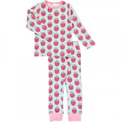 Maxomorra Raspberry LS Pyjamas