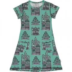 Maxomorra Townhouse SS Dress