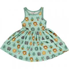 Maxomorra Jungle Sleeveless Spin Dress