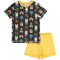 Maxomorra Fun Park SS Pyjamas