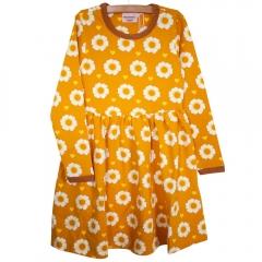 Moromini 70's Flower LS Twirly Dress