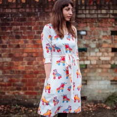 Moromini Adult Roller Disco A-Line Dress