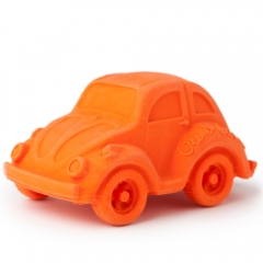 Oli & Carol Small Beetle Car - Orange