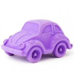 Oli & Carol Small Beetle Car - Purple