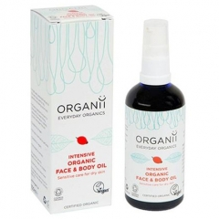 Organii Intensive Face & Body Oil 100ml