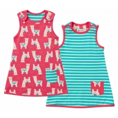 Piccalilly Alpaca Reversible Dress