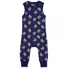 Piccalilly Astronaut Dungarees