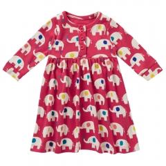 Piccalilly Elephant Dress