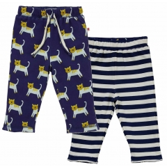 Piccalilly Hello Tiger Reversible Trousers