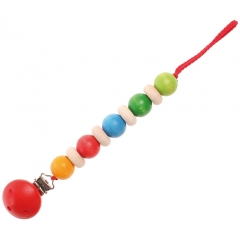 Grimm's Rainbow Pacifier Chain