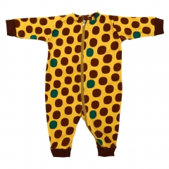 Raspberry Republic Frog Belly Pyjamasuit