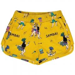 Raspberry Republic Samba de Janeiro Shorts